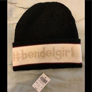 BNWT Henri Bendel knit cap
